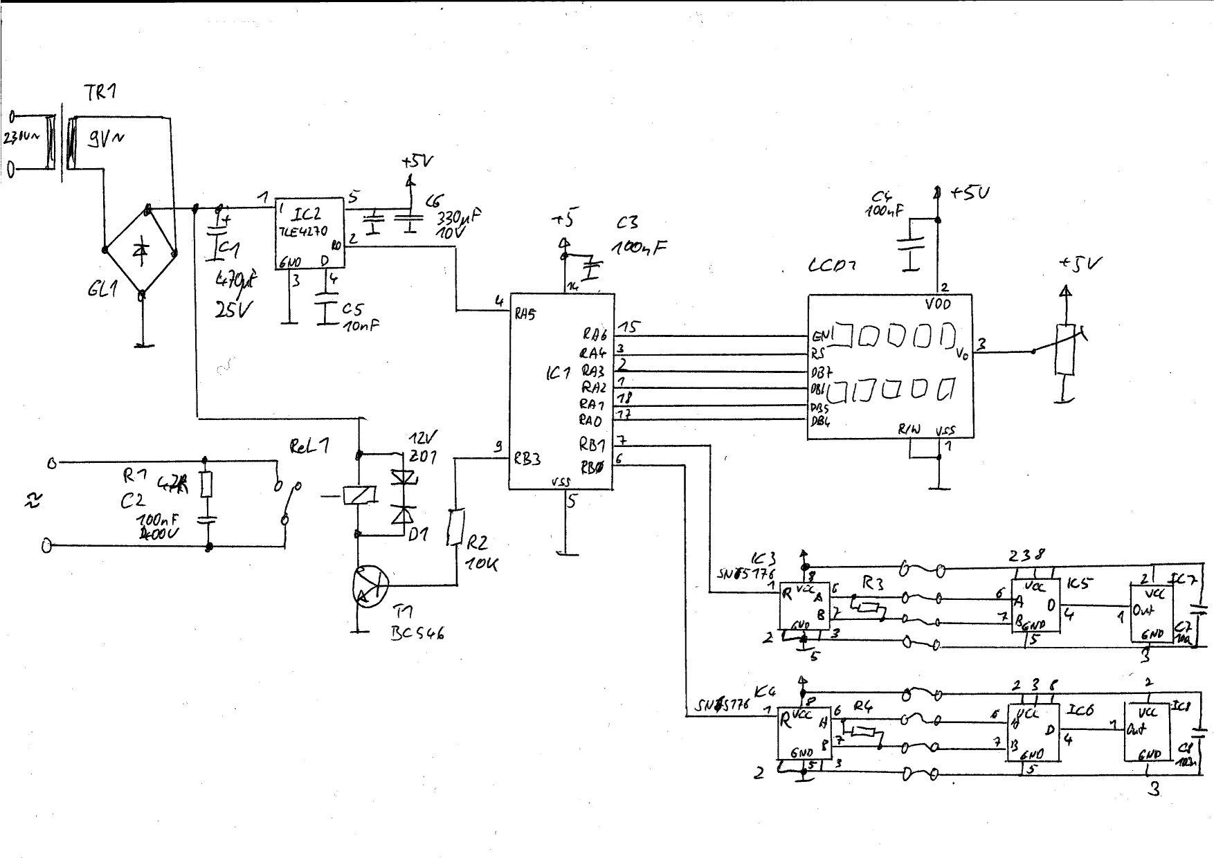 Tolle Kühlschrank Kompressor Schaltplan Galerie - Der Schaltplan ...