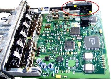 Sensor im STG