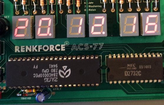Z84C0010 in der ACS77