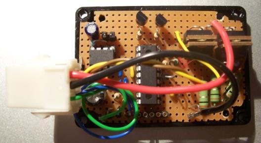 Elektronik - Oberseite