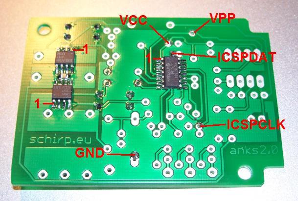 Elektronik - Programmierpunkte