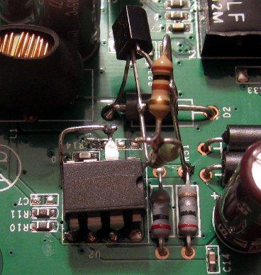 FS605 USB-Versorgung