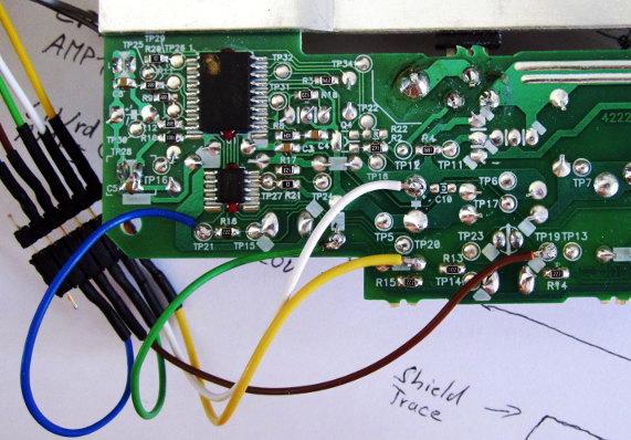 Anschluss des Autostart-Controllers Lp -60001