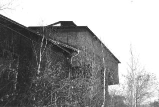 Hallenecke