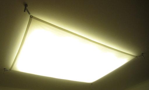 Lichtsegel Deckenlampe Mit Leds
